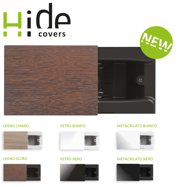 Hide-cover